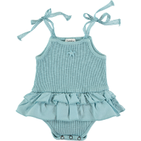 <b>tocoto vintage</b><br>20ss Ribbed body with double ruffle<br>GREEN<img class='new_mark_img2' src='https://img.shop-pro.jp/img/new/icons1.gif' style='border:none;display:inline;margin:0px;padding:0px;width:auto;' />