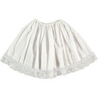 <b>tocoto vintage</b><br>20ss Voile skirt with lace<br>OFF-WHITE<img class='new_mark_img2' src='https://img.shop-pro.jp/img/new/icons1.gif' style='border:none;display:inline;margin:0px;padding:0px;width:auto;' />