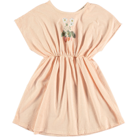 <b>tocoto vintage</b><br>20ss Strawberry plant drawing short dress<br>SALMON<img class='new_mark_img2' src='https://img.shop-pro.jp/img/new/icons1.gif' style='border:none;display:inline;margin:0px;padding:0px;width:auto;' />