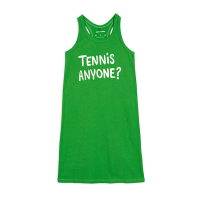 <b>mini rodini</b><br>20ss Tennis anyone sp tank dress<br>Green<img class='new_mark_img2' src='https://img.shop-pro.jp/img/new/icons1.gif' style='border:none;display:inline;margin:0px;padding:0px;width:auto;' />