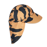 <b>mini rodini</b><br>20ss Tiger aop swim cap<br>Brown<img class='new_mark_img2' src='https://img.shop-pro.jp/img/new/icons1.gif' style='border:none;display:inline;margin:0px;padding:0px;width:auto;' />