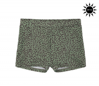 <b>soft gallery</b><br>20ss Don Swim Pants<br>Oil Green, AOP Leospot
