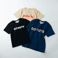 <b>DO NUTS</b></br>20ss LOGO-T<br>Light Beige / Black / Indigo<img class='new_mark_img2' src='https://img.shop-pro.jp/img/new/icons1.gif' style='border:none;display:inline;margin:0px;padding:0px;width:auto;' />