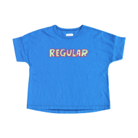 <b>6vocaLe</b></br>20ss LOGO Tシャツ<br>BLUE