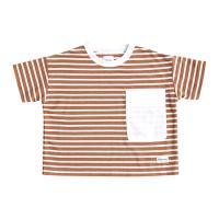 <b>6vocaLe</b></br>20ss リネアポケットTシャツ<br>CAMEL