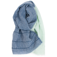 <b>LAPUAN KANKURIT</b><br>20ss TSAVO scarf 70x200cm<br>5/blue-mint<img class='new_mark_img2' src='https://img.shop-pro.jp/img/new/icons1.gif' style='border:none;display:inline;margin:0px;padding:0px;width:auto;' />