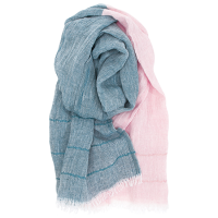 <b>LAPUAN KANKURIT</b><br>20ss TSAVO scarf 70x200cm<br>7/petrol-rosa<img class='new_mark_img2' src='https://img.shop-pro.jp/img/new/icons1.gif' style='border:none;display:inline;margin:0px;padding:0px;width:auto;' />