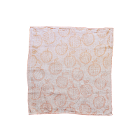 <b>LAPUAN KANKURIT</b><br>20ss SATO multi-use cloth 48x48cm<br>white-rust