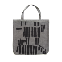 <b>LAPUAN KANKURIT</b><br>20ss SHIMAUMA saunabag 42x44cm<br>black-natural<img class='new_mark_img2' src='https://img.shop-pro.jp/img/new/icons1.gif' style='border:none;display:inline;margin:0px;padding:0px;width:auto;' />