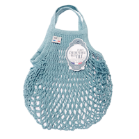 <b>FILT</b><br>20ss Net Bag 301<br>25x25 aqua blue