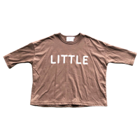 <b>nunuforme</b><br>20aw little T<br>Brown