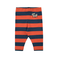 "<b>tinycottons</b></br> 20aw ""TINY FOX"" STRIPES PANT<br>light navy/red"