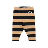 "<b>tinycottons</b></br> 20aw ""TINY FUJI"" STRIPES PANT<br>camel/black"