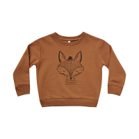 <b><br>Rylee+Cru</b><br>20aw fox sweatshirt<br>cinnamon<img class='new_mark_img2' src='https://img.shop-pro.jp/img/new/icons1.gif' style='border:none;display:inline;margin:0px;padding:0px;width:auto;' />