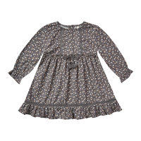 <b><br>Rylee+Cru</b><br>20aw ditsy isabella dress<br>washed indigo<img class='new_mark_img2' src='https://img.shop-pro.jp/img/new/icons1.gif' style='border:none;display:inline;margin:0px;padding:0px;width:auto;' />