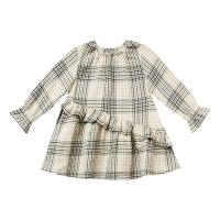 <b><br>Rylee+Cru</b><br>20aw flannel hazel dress<br>forest