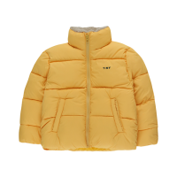 <b>tinycottons</b></br> 20aw SOLID PADDED JACKET<br>yellow