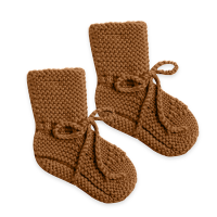 <b>QUINCY MAE</b><br>20aw Knit Booties<br>walnut<img class='new_mark_img2' src='https://img.shop-pro.jp/img/new/icons1.gif' style='border:none;display:inline;margin:0px;padding:0px;width:auto;' />