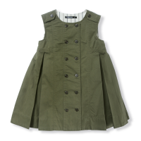 <b>toitoitoi</b><br>20aw ベルトゥジャンパードレス<br>khaki<img class='new_mark_img2' src='https://img.shop-pro.jp/img/new/icons1.gif' style='border:none;display:inline;margin:0px;padding:0px;width:auto;' />