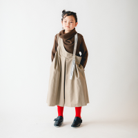 <b>nunuforme</b><br>20aw ワンサイドテープサロペット<br>Beige<img class='new_mark_img2' src='https://img.shop-pro.jp/img/new/icons1.gif' style='border:none;display:inline;margin:0px;padding:0px;width:auto;' />