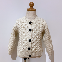 <b>ARAN WOOLLEN MILLS</b></br>20aw Sweater<br>White<img class='new_mark_img2' src='https://img.shop-pro.jp/img/new/icons1.gif' style='border:none;display:inline;margin:0px;padding:0px;width:auto;' />