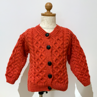 <b>ARAN WOOLLEN MILLS</b></br>20aw Sweater<br>Red<img class='new_mark_img2' src='https://img.shop-pro.jp/img/new/icons1.gif' style='border:none;display:inline;margin:0px;padding:0px;width:auto;' />