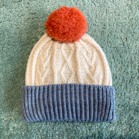 <b>ARAN WOOLLEN MILLS</b></br>20aw Knit cap<br>Gray×White<img class='new_mark_img2' src='https://img.shop-pro.jp/img/new/icons1.gif' style='border:none;display:inline;margin:0px;padding:0px;width:auto;' />