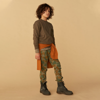 <b>soft gallery</b><br>20aw Jules Pants<br>Vetiver, AOP Cameodot B<img class='new_mark_img2' src='https://img.shop-pro.jp/img/new/icons1.gif' style='border:none;display:inline;margin:0px;padding:0px;width:auto;' />
