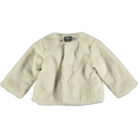 <b>tocoto vintage</b><br>20aw Faux fur baby coat with flower lining<br>OFF-WHITE<img class='new_mark_img2' src='https://img.shop-pro.jp/img/new/icons1.gif' style='border:none;display:inline;margin:0px;padding:0px;width:auto;' />