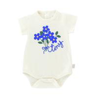 <b>【予約販売 3月1日以降入荷・発送予定】<br>tinycottons</b></br>21ss TINY BOUQUET BODY<br>off-white/iris blue<img class='new_mark_img2' src='https://img.shop-pro.jp/img/new/icons1.gif' style='border:none;display:inline;margin:0px;padding:0px;width:auto;' />