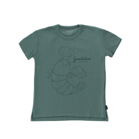 <b>【予約販売 3月1日以降入荷・発送予定】<br>tinycottons</b></br>21ss GAMBITA CHEF TEE<br>dark teal/ink blue<img class='new_mark_img2' src='https://img.shop-pro.jp/img/new/icons1.gif' style='border:none;display:inline;margin:0px;padding:0px;width:auto;' />