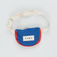 <b>tinycottons</b></br>21ss TINY COLOR BLOCK FANNY BAG<br>iris blue
