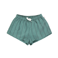 <b>tinycottons</b></br>21ss STRIPES TRUNKS<br>green/ink blue