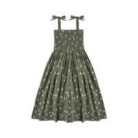 <b>Rylee+Cru</b><br>21ss daisy ivy smocked dress<br>fern<img class='new_mark_img2' src='https://img.shop-pro.jp/img/new/icons1.gif' style='border:none;display:inline;margin:0px;padding:0px;width:auto;' />
