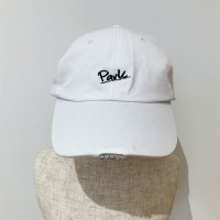 <b>THE PARK SHOP</b></br>PARK LIGHT LOWCAP<br>white<img class='new_mark_img2' src='https://img.shop-pro.jp/img/new/icons1.gif' style='border:none;display:inline;margin:0px;padding:0px;width:auto;' />
