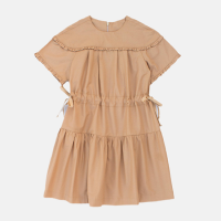 <b>KOKORI</b><br>21ss RHODES DRESS<br>BISCUITE<img class='new_mark_img2' src='https://img.shop-pro.jp/img/new/icons1.gif' style='border:none;display:inline;margin:0px;padding:0px;width:auto;' />