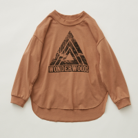 <b>eLfinFolk</b></br>21aw WONDER WOODS Long Tee<br>milky brown<img class='new_mark_img2' src='https://img.shop-pro.jp/img/new/icons1.gif' style='border:none;display:inline;margin:0px;padding:0px;width:auto;' />