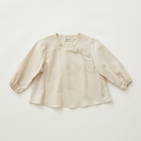 <b>eLfinFolk</b></br>21aw C/L washer baby blouse<br>light beige<img class='new_mark_img2' src='https://img.shop-pro.jp/img/new/icons1.gif' style='border:none;display:inline;margin:0px;padding:0px;width:auto;' />