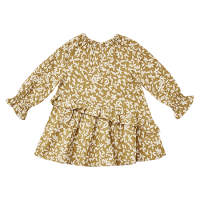 <b>Rylee+Cru</b><br>21aw HAZEL DRESS / DITSY FLORAL<br>GOLD<img class='new_mark_img2' src='https://img.shop-pro.jp/img/new/icons1.gif' style='border:none;display:inline;margin:0px;padding:0px;width:auto;' />