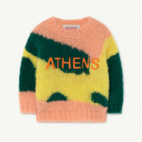 <b>The Animals Observatory</b><br>21aw CITY BULL BABY SWEATER<img class='new_mark_img2' src='https://img.shop-pro.jp/img/new/icons1.gif' style='border:none;display:inline;margin:0px;padding:0px;width:auto;' />