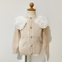 <b>KOKORI</b><br>21aw LILY CARDIGAN  embroidered collar<br>SOFT PINK<img class='new_mark_img2' src='https://img.shop-pro.jp/img/new/icons1.gif' style='border:none;display:inline;margin:0px;padding:0px;width:auto;' />
