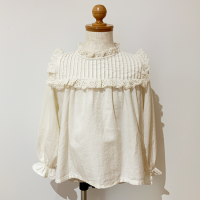 <b>the new society</b><br>21aw VIOLETA BLOUSE<br>NATURAL<img class='new_mark_img2' src='https://img.shop-pro.jp/img/new/icons1.gif' style='border:none;display:inline;margin:0px;padding:0px;width:auto;' />