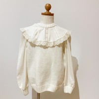 <b>the new society</b><br>21aw BUCOLIC JUMPER<br>NATURAL<img class='new_mark_img2' src='https://img.shop-pro.jp/img/new/icons1.gif' style='border:none;display:inline;margin:0px;padding:0px;width:auto;' />