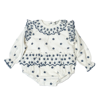 <b>the new society</b><br>21aw GILDA BABY ROMPER<br>NATURAL & MOROCCAN<img class='new_mark_img2' src='https://img.shop-pro.jp/img/new/icons1.gif' style='border:none;display:inline;margin:0px;padding:0px;width:auto;' />