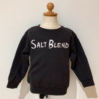 <b>SALT BLEND</b></br>21aw フィグーラLOGOクルー<br>CHARCOAL<img class='new_mark_img2' src='https://img.shop-pro.jp/img/new/icons1.gif' style='border:none;display:inline;margin:0px;padding:0px;width:auto;' />