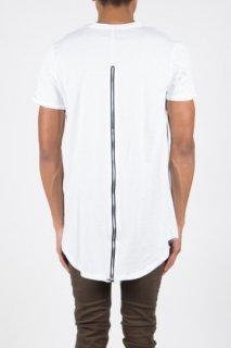 再販 日本未入荷 リアーナ愛用 パリ発 Sixthjune シックスジューン バックジップ オーバーサイズ Tシャツ 白 関税込 モデル G-DRAGON愛用