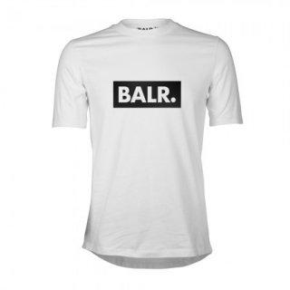 新作 日本未入荷  BALR. ボーラー Club  ロゴ  Tシャツ ホワイト サッカー ラグジュアリー スポーツ  関税込 入手困難 ロナウド ベッカム