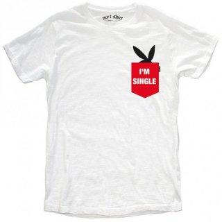 日本未入荷 イタリア発 MY T-SHIRT  Tシャツ プレイボーイ PLAYBOY  フォト パロディー プリント 関税込 セレブ愛用 LEON