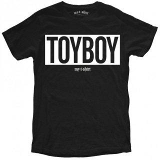 日本未入荷 イタリア発 MY T-SHIRT  Tシャツ TOY BOY  ロゴ フォト パロディー プリント 関税込 セレブ愛用 LEON