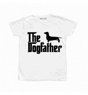 日本未入荷 イタリア発 BFLAK Tシャツ THE DOGFATHER ゴッドファーザー  ロゴ フォト パロディー プリント  関税込 モデル セレブ愛用